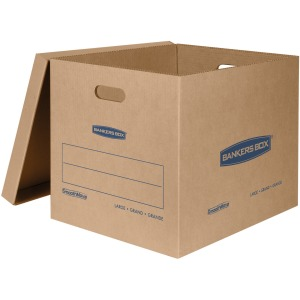 Bankers Box SmoothMove™ Classic Moving Boxes, Large