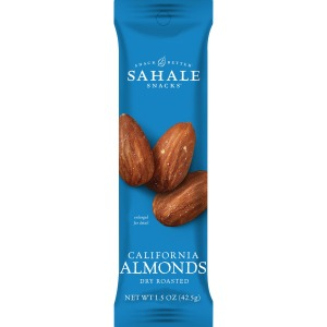 Sahale Snacks Folgers California Almonds Dry Roasted Snack Mix