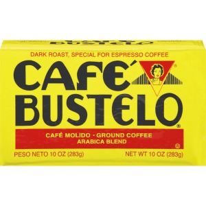 Café Bustelo Folgers Cafe Bustelo Dark Roast Ground Coffee Ground