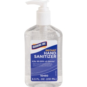 Genuine Joe Instant Hand Sanitizer