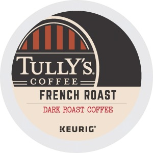 Tully's Coffee French Roast Coffee