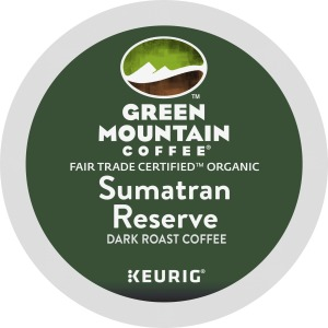 Green Mountain Coffee Roasters Sumatran Reserve Coffee