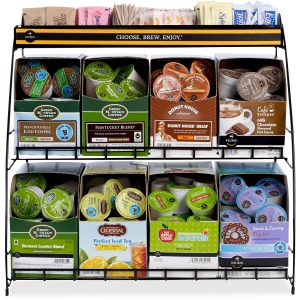 Keurig Wire Display Rack - 8 Sleeve