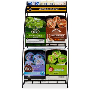 Keurig Wire Display Rack - 4 Sleeve