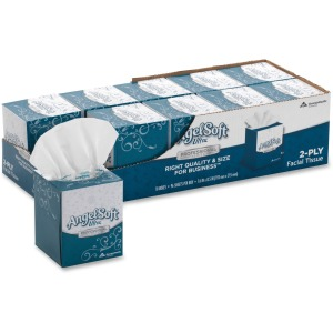 Angel Soft PS AngelSoft PS Facial Tissue Cube