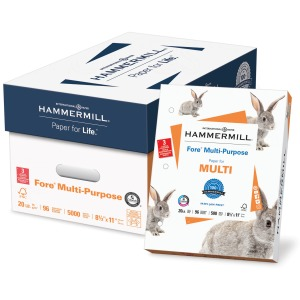 Hammermill Punched Multipurpose Paper