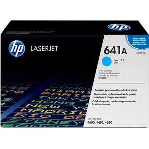 HP 641A Original Toner Cartridge - Single Pack