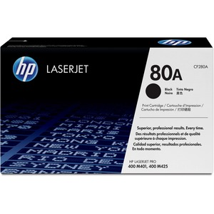 HP 80A Original Toner Cartridge - Single Pack