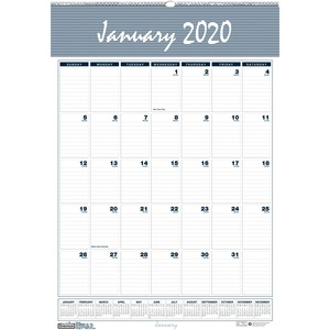 "House of Doolittle Bar Harbor 17"" Wall Calendar"
