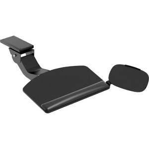HON Convertible Keyboard with Articulating Arm and Mouse Pad