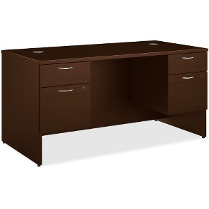 HON 101 Double Pedestal Desk