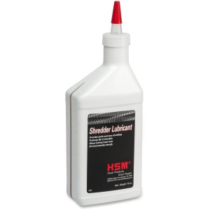 HSM Shredder Lubricant - 16 oz