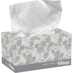 Kimberly-Clark Kleenex Boxed Hand Towels