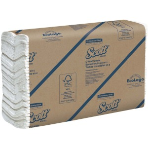 Scott C-Fold Hand Towels