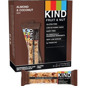 KIND Almond/Coconut Fruit and Nut Bars