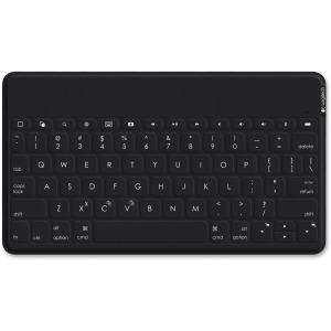Logitech Ultra-Portable Bluetooth iPad Keyboard