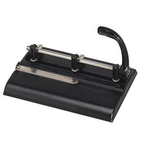 Master Heavy-duty 3 Hole Punch Adjustable Paper Punch