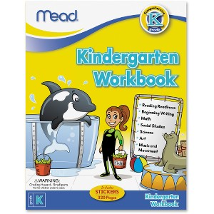 Mead Kindergarten Comprehensive Activities Workbk Education Printed Book for Science/Mathematics/Social Studies