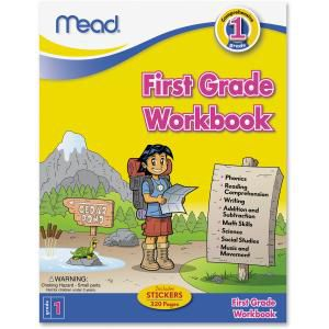 Mead Grade 1 Comprehension Workbook Education Printed Book for Science/Mathematics/Social Studies