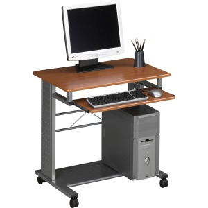 Mayline Empire Mobile PC Workstation