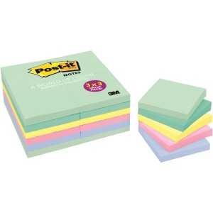 Post-it® Notes Value Pack, 1 3/8
