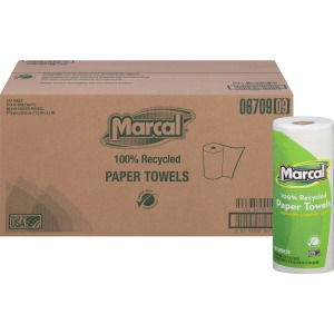 Marcal Recycled Roll Paper Towels