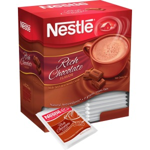 Nestle Professional Rich Hot Chocolate Packets