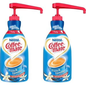 Coffee-Mate Liquid Pump Flavored Creamer