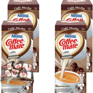 Coffee-Mate Cafe Mocha Liquid Creamer