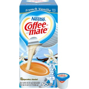 Nestlé® Coffee-mate® Coffee Creamer French Vanilla - liquid creamer singles