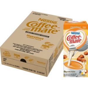 Nestlé® Coffee-mate® Coffee Creamer Hazelnut - liquid creamer singles