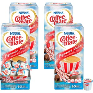 Coffee-Mate Peppermint Mocha Creamer Singles