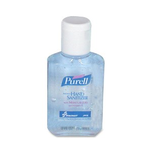 SANITIZER,HAND,PURELL,2 OZ