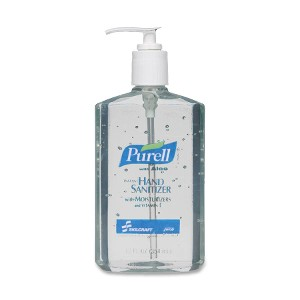 SANITIZER,HAND,PURELL,12OZ