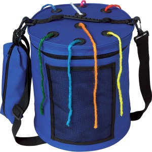 Pacon Carrying Case (Tote) Yarn - Blue