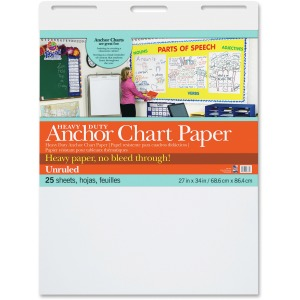 Pacon Heavy-duty Anchor Chart Paper