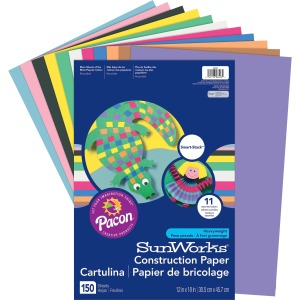 SunWorks Construction Paper Smart-Stack