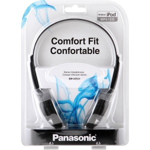 Panasonic RP-HT21 Lightweight Headphone