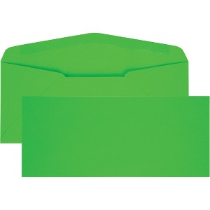 Quality Park Colored Business Envelope