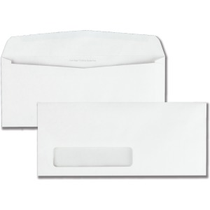 Quality Park #10 Park Ridge Window Envelopes