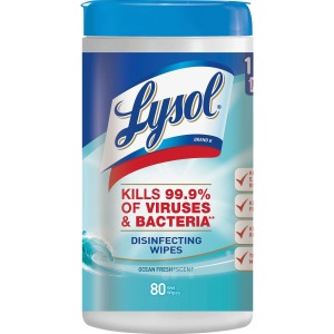 Lysol Ocean Fresh Wipes