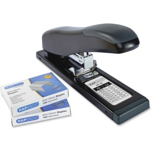 Rapesco HD-100 Stapler and 923/10mm Staple Set