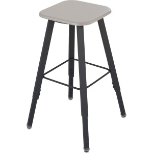 Safco Alpha Better Adjustable Height Stool