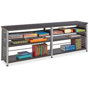 Safco Scoot Credenza Contemp Design Bookcase