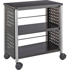 Safco Scoot Personal Contemporary Design Bookcase
