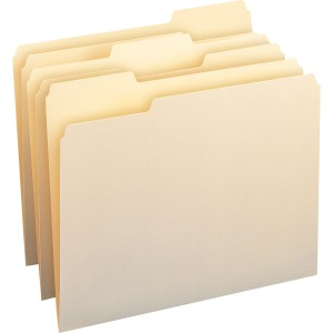 Smead File Folders with Antimicrobial Product Protection
