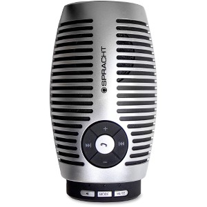 Bluetooth - Microphone, USB Charging Port, Wireless Audio Stream, Echo Cancellation, Noise Reduction