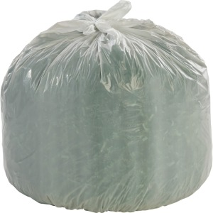 Stout Controlled Life-Cycle Plastic Trash Bags