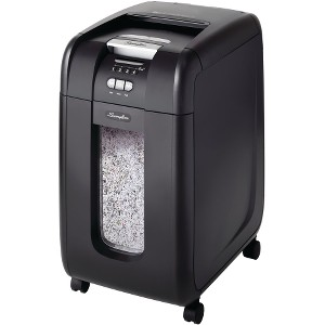 Swingline® Stack-and-Shred™ 300M Auto Feed Shredder