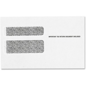TOPS W-2 Form Laser Envelopes
